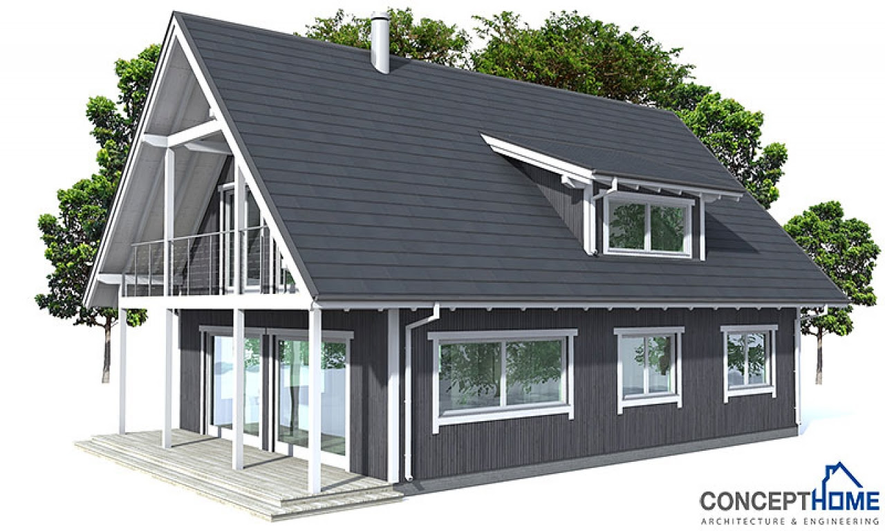 Building a Tiny House Affordable to Build Small House Plan ...