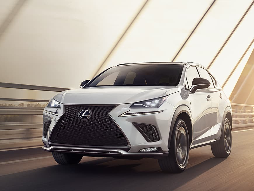 2019 lexus nx  luxury crossover  features  lexus
