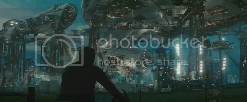 Star Trek 2009 HD Trailer 2 Screencaps