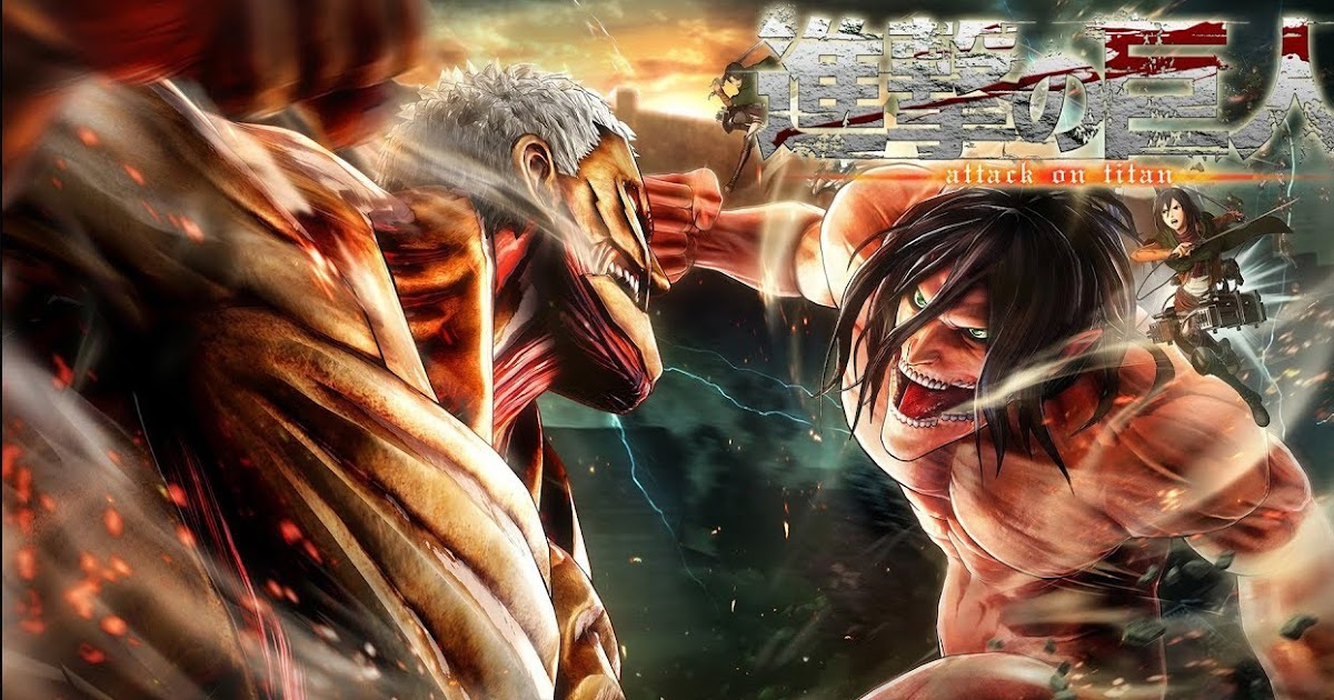 Attack On Titan Chapter 138 Release Date : Attack on Titan ...