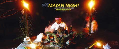 MAYAN NIGHT TOUR   Tours in the Riviera Maya   Blue Caribe