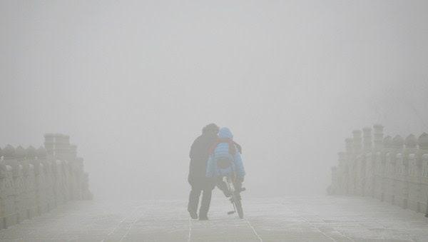 13 Ιανουαρίου 2013 httpwww.cbsnews.com8301 202 162 5756 ατμοσφαιρικής ρύπανσης 3685beijing από τα διαγράμματα κακό ρύπανση στο Πεκίνο (20 φωτογραφίες)