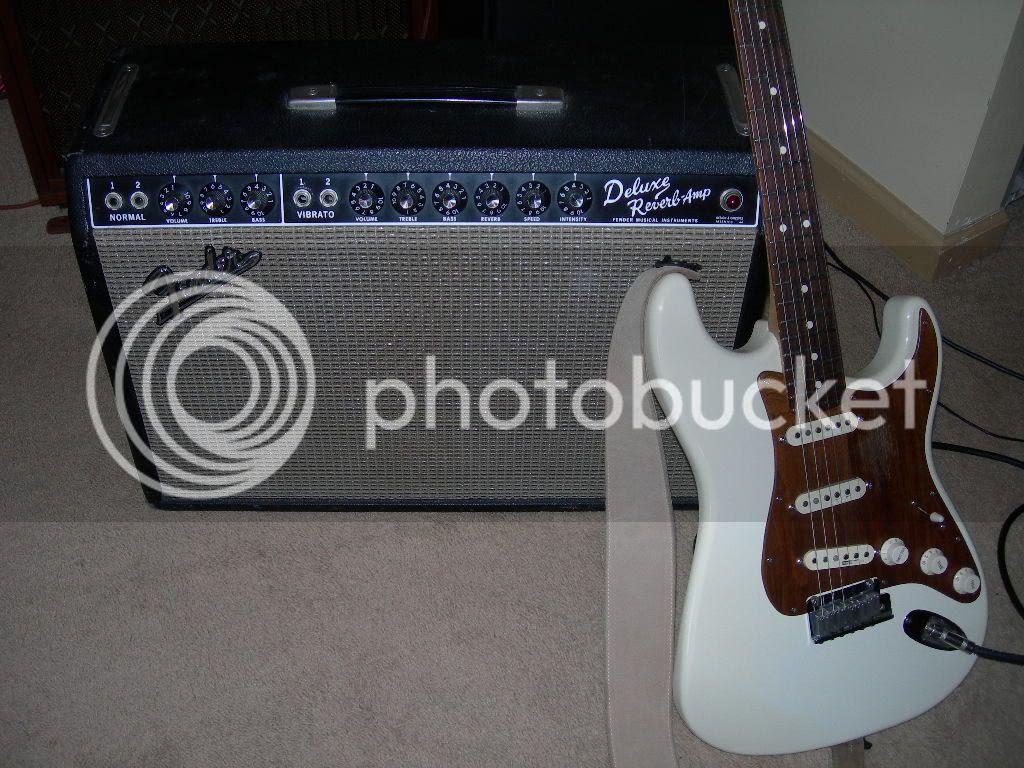 Fender Blackface Deluxe Reverb