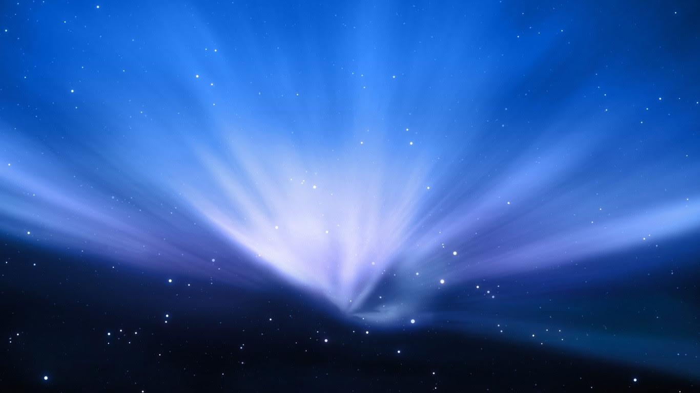 Blue Flare Best Wallpaper 08711 - Baltana
