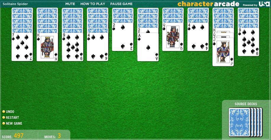 Karten Spielen Solitär Kostenlos