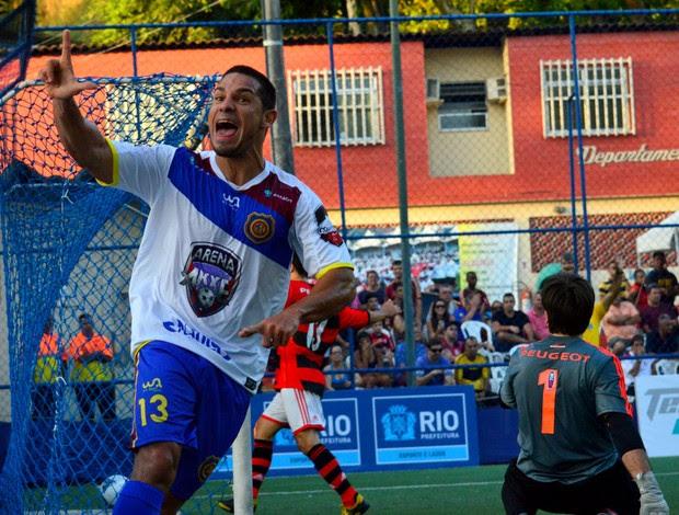 Leco - Madureira futebol 7 (Foto: Davi Pereira/JornalF7.com)