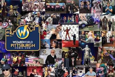 Wizard World Comic Con Pittsburgh 2016