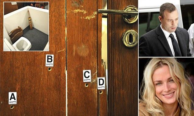 Pistorius preview with door and toilet