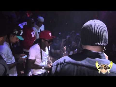 Video: Lil Wayne + Tity Boi in the Chi