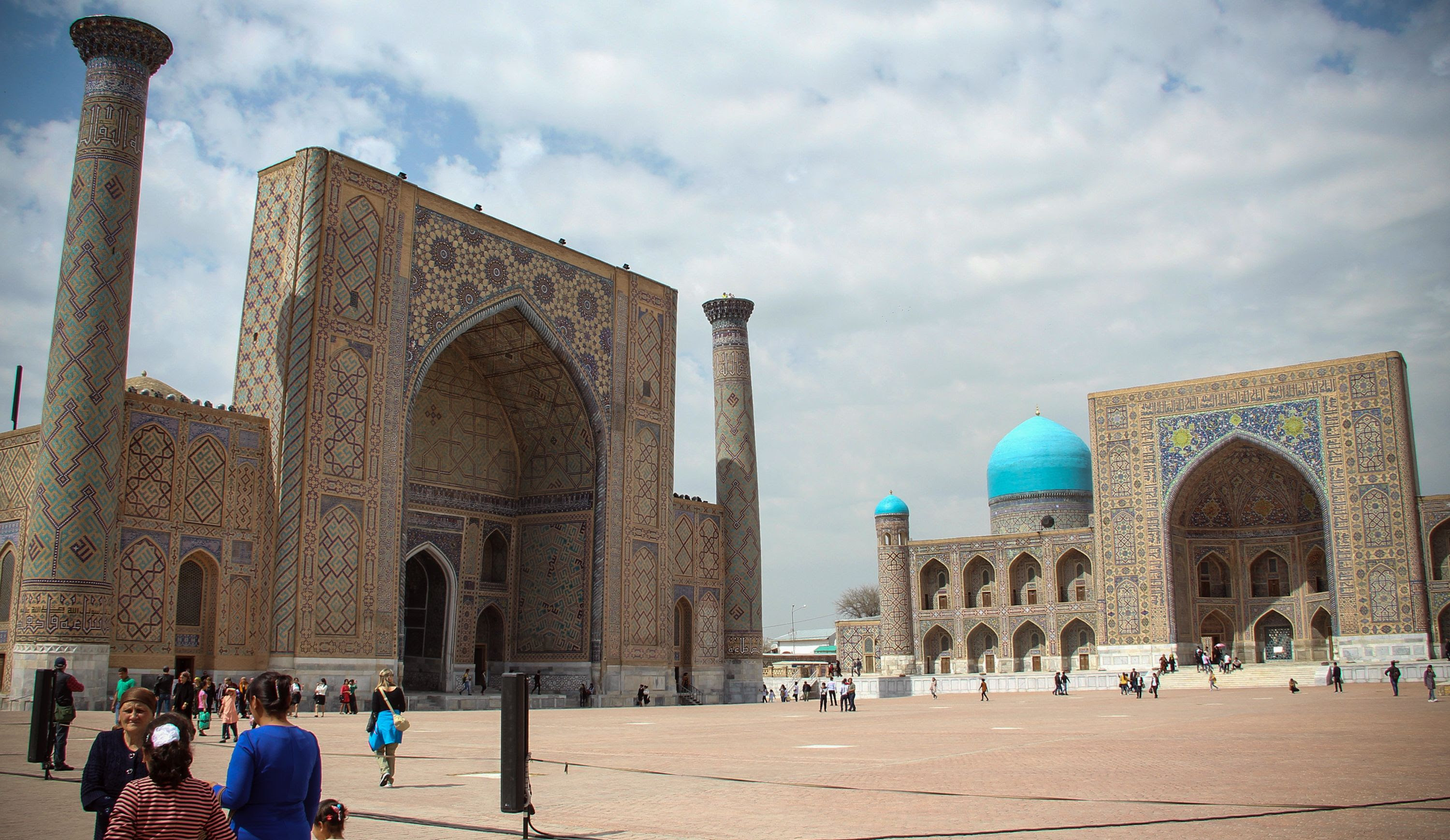 Why Uzbekistan Is Said To Be A Top Travel Destination For 2020 Cnn Travel