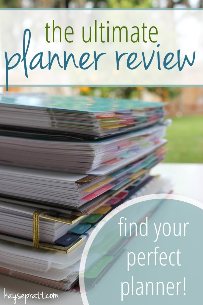 Daily Planner Reviews