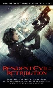Livro de Resident Evil 5: Retribuição será lançado no Brasil