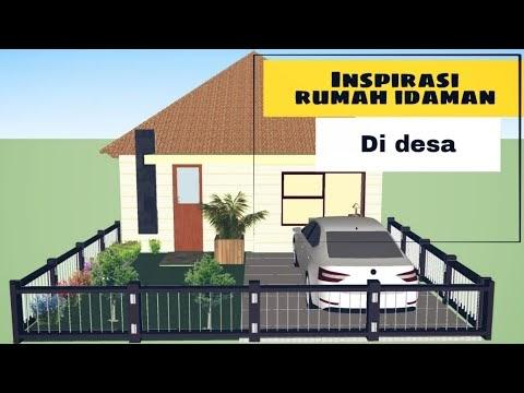 terbaik rumah minimalis dan simple yang cocok untuk di