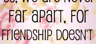Quotes About Long Term Friendship 27 Quotes