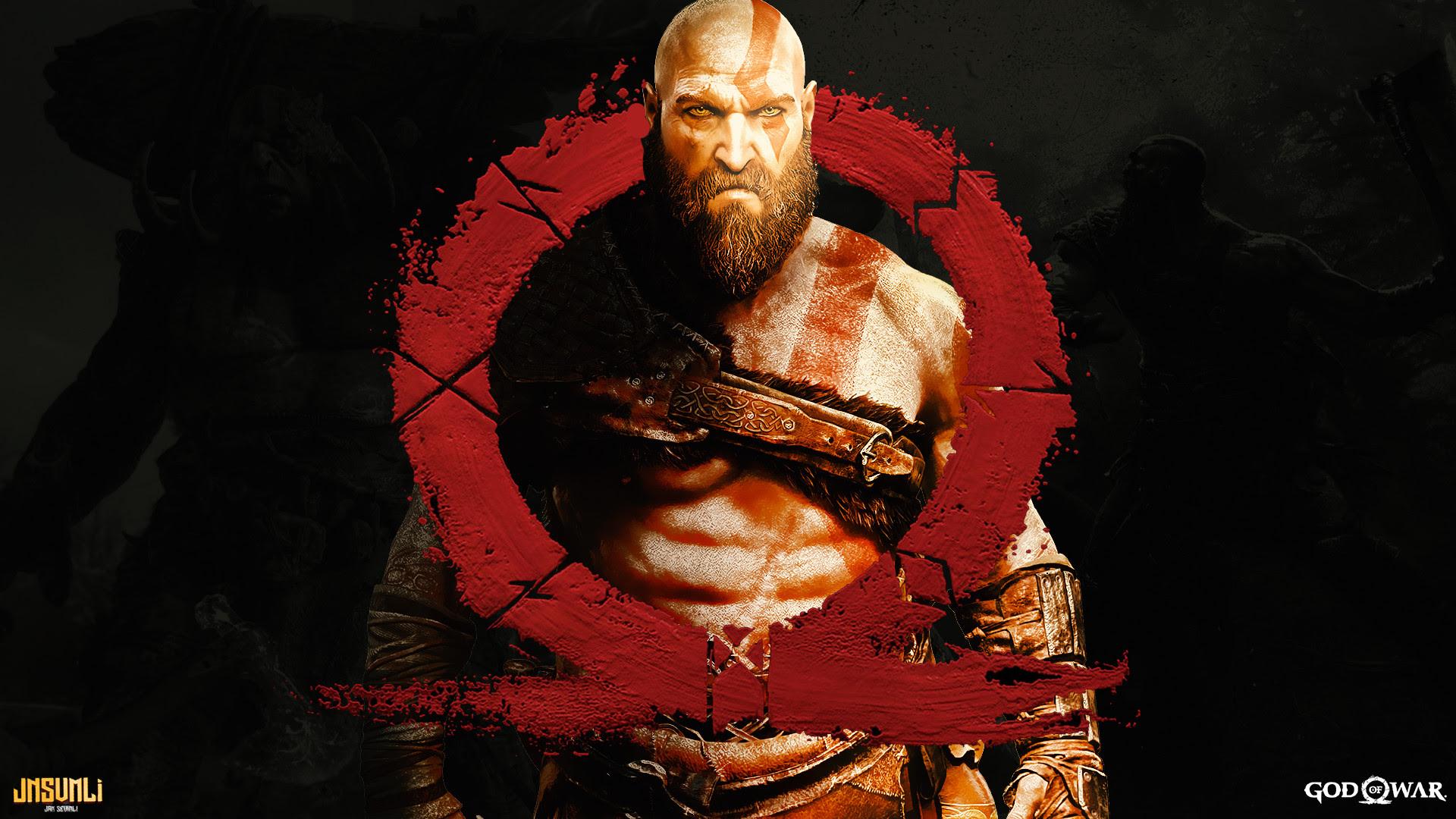 God Of War Lock Screen Wallpaper