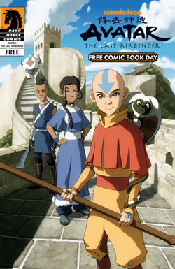List Of Avatar The Last Airbender Comics