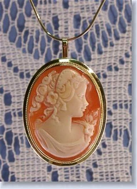 DiVinci Hand Carved Venus Cameo from Gem of the Day
