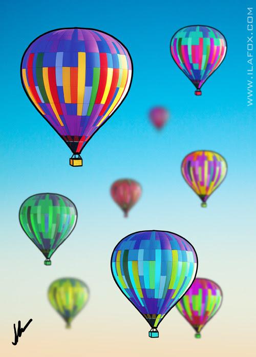 viajando Capadocia, viajando Turquia, balões, by ila fox