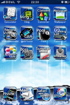 Fresh iPhone Theme 2