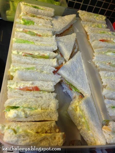 kasihs resepi sandwich telur