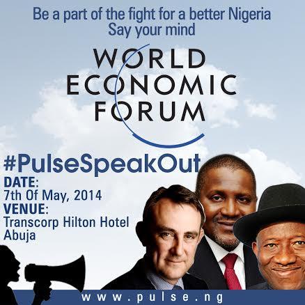 World Economic Forum - BellaNaija - April 2014