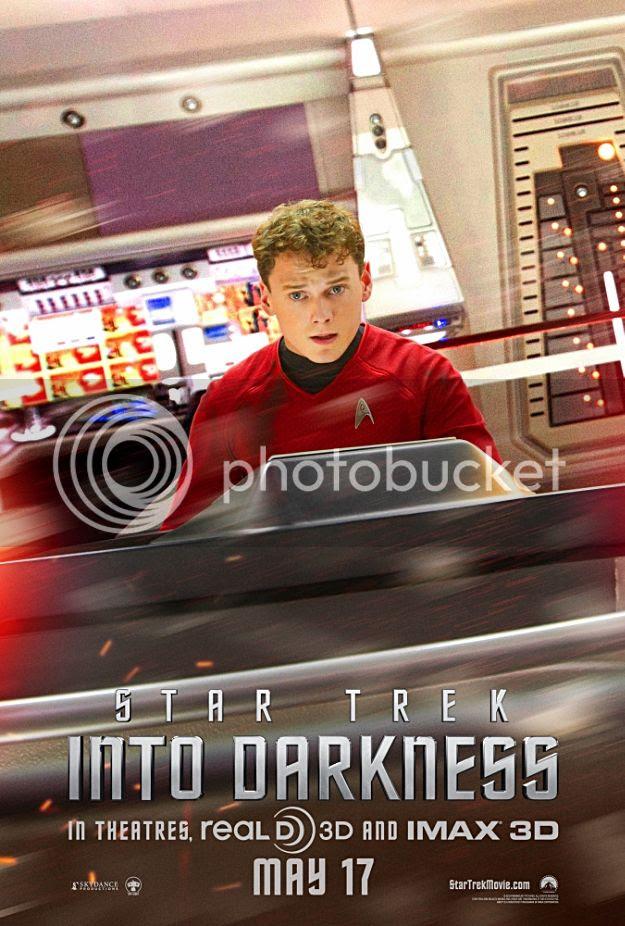 Star Trek Into Darkness photo: Chekov Poster Star-Trek-Into-Darkness-Chekov-Poster-Dragonlord.jpg