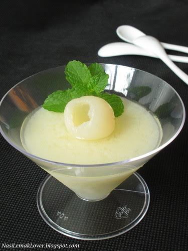 Longan Pudding/Jelly