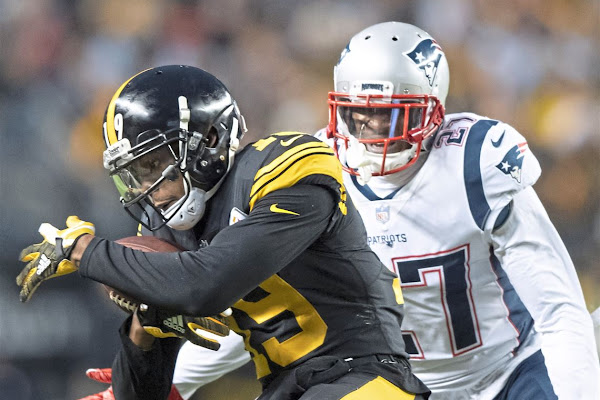 a7115c92154 Steelers' leading receiver JuJu Smith-Schuster injures groin during practice