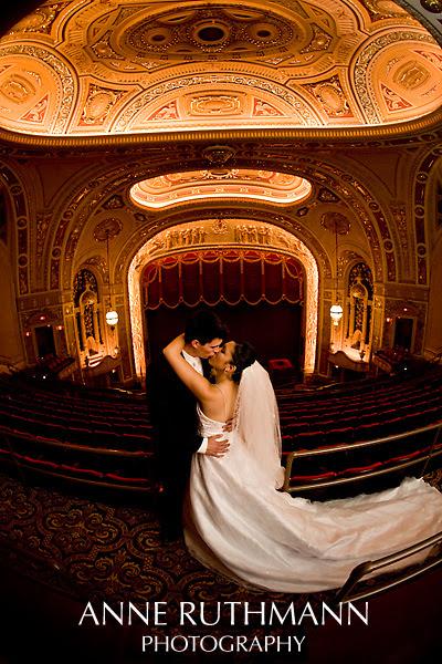 Rialto Theatre Wedding