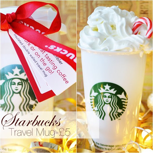 Starbucks Travel Mug