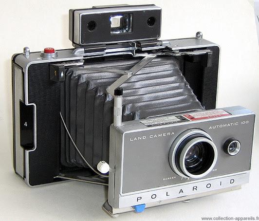 Polaroid Automatic 100 Collection Appareils Photo Anciens