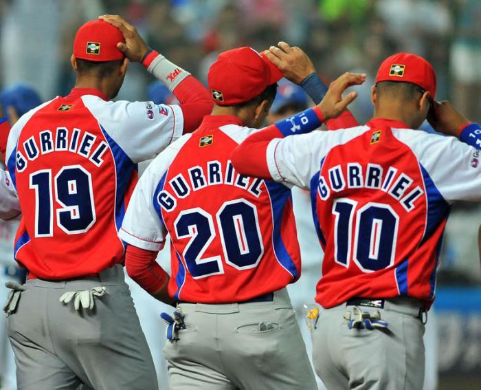 cuba, sancti spiritus, yulieski gurriel, yulieski gourriel, familia gourriel, béisbol, béisbol cubano