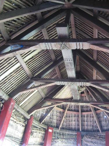 Apia fale roof