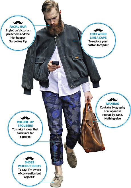 http://www.theguardian.com/fashion/2014/jun/22/end-of-the-hipster-flat-caps-and-beards