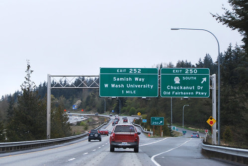 I-5 @ SR 11 north terminus