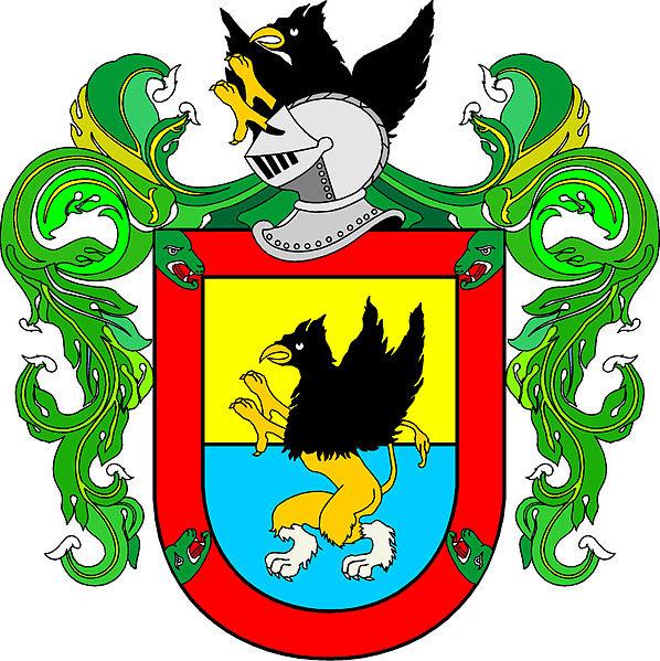 Armas de San Gregorio de Puertoviejo
