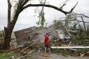 At Least 8 Tornadoes Have Been Reported Every Day for the Last 12 Days