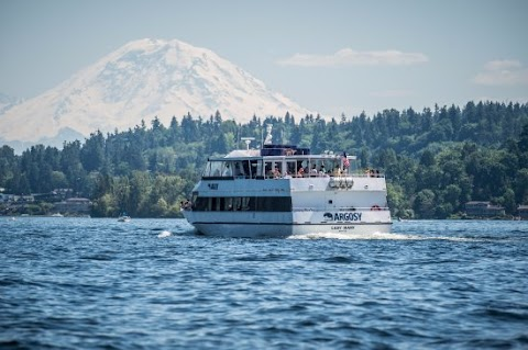 Argosy Cruises Lake Washington Kirkland Wa