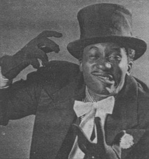 Screamin Jay Hawkins in 1957