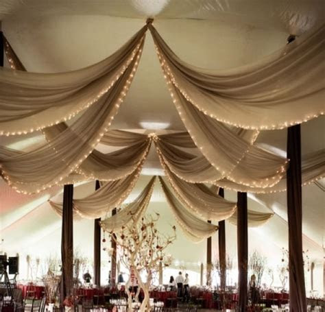 1000  images about Ceiling Decor on Pinterest   Receptions