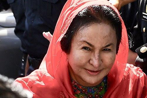 Rosmah Mansor didakwa boleh pengaruhi keputusan kerajaan