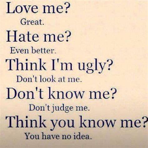 You Have No Idea Quotes Pinterest