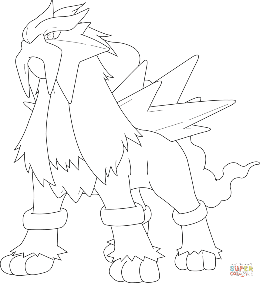 Cool Super Coloring Pages Pokemon Anyoneforanyateam
