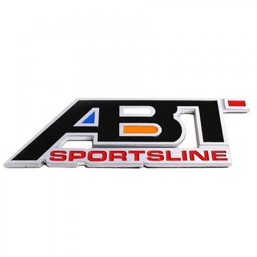 BADGE  AUDI ABT SPORT LINE EMBLEM  VSpec Auto Accessories Online Store Sydney Melbourne