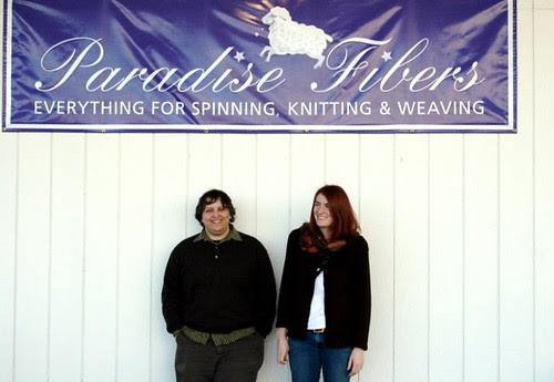 Jesse and Nerissa in Paradise