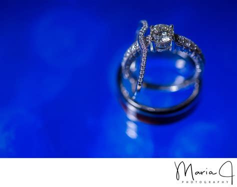 Wedding Rings Photo at Stroudsmoor PA   Lehigh Valley