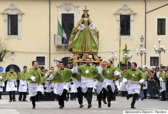 sulmona italy dashing madonna
