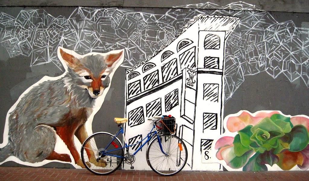 Foxy ride.