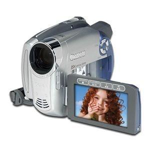 Canon - DC210 Mini DVD Camcorder 2064B001AA Reviews
