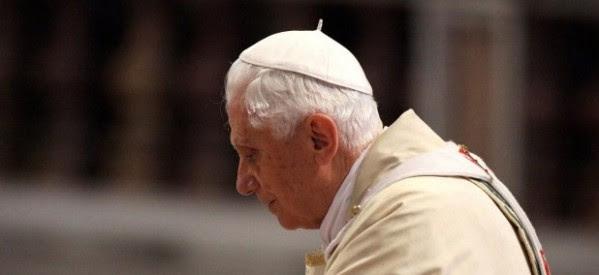 Benedicto XVI revela por qué renunció